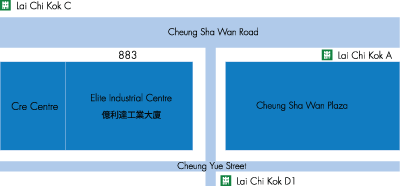 DV Office Map